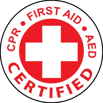 CPR Certified personal trainers