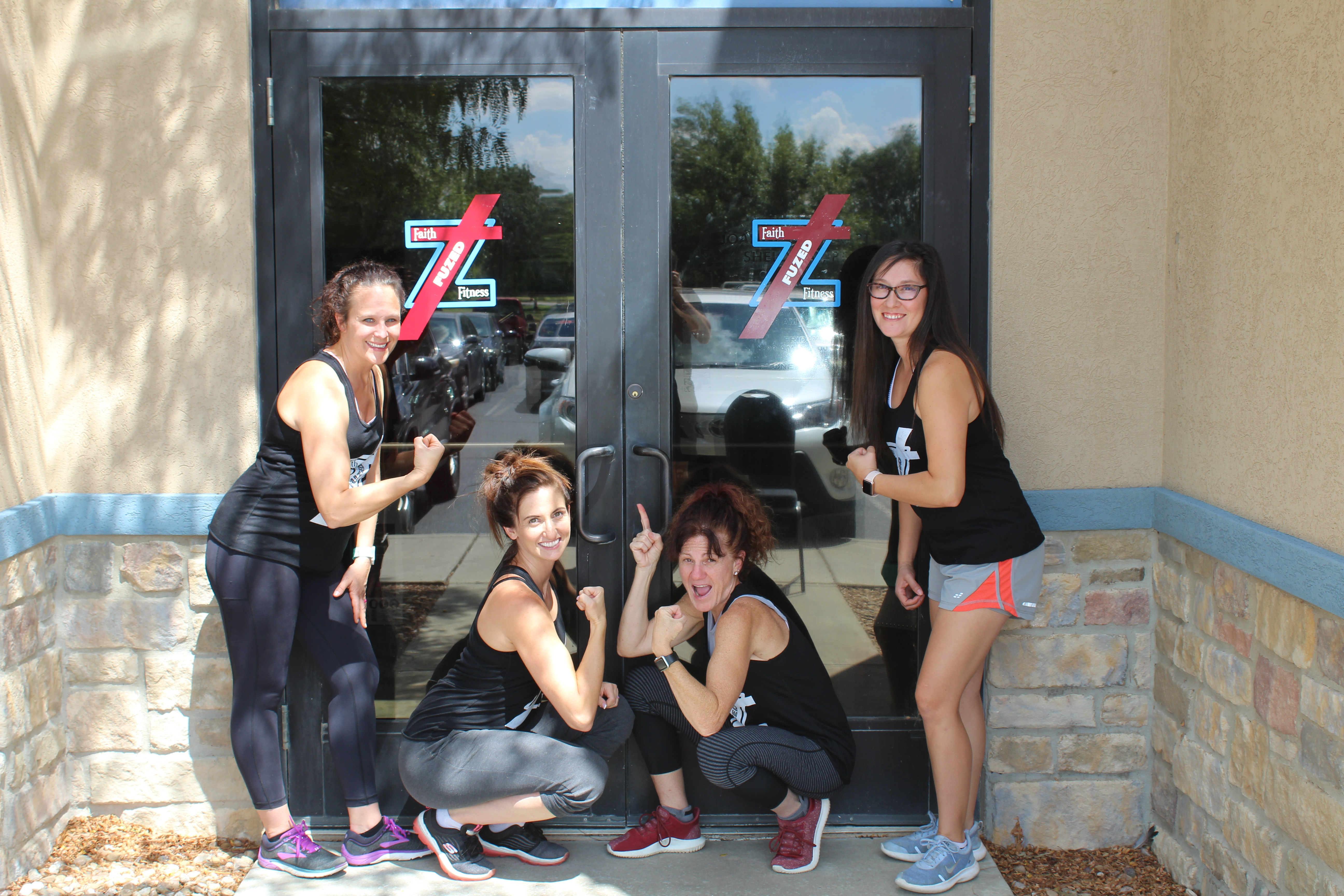 Faith Fuzed Fitness Amarillo Gym Staff