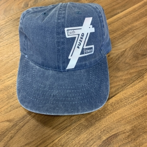 Fuzed Adjustable cap front
