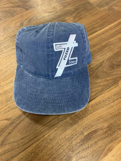Fuzed Adjustable cap front