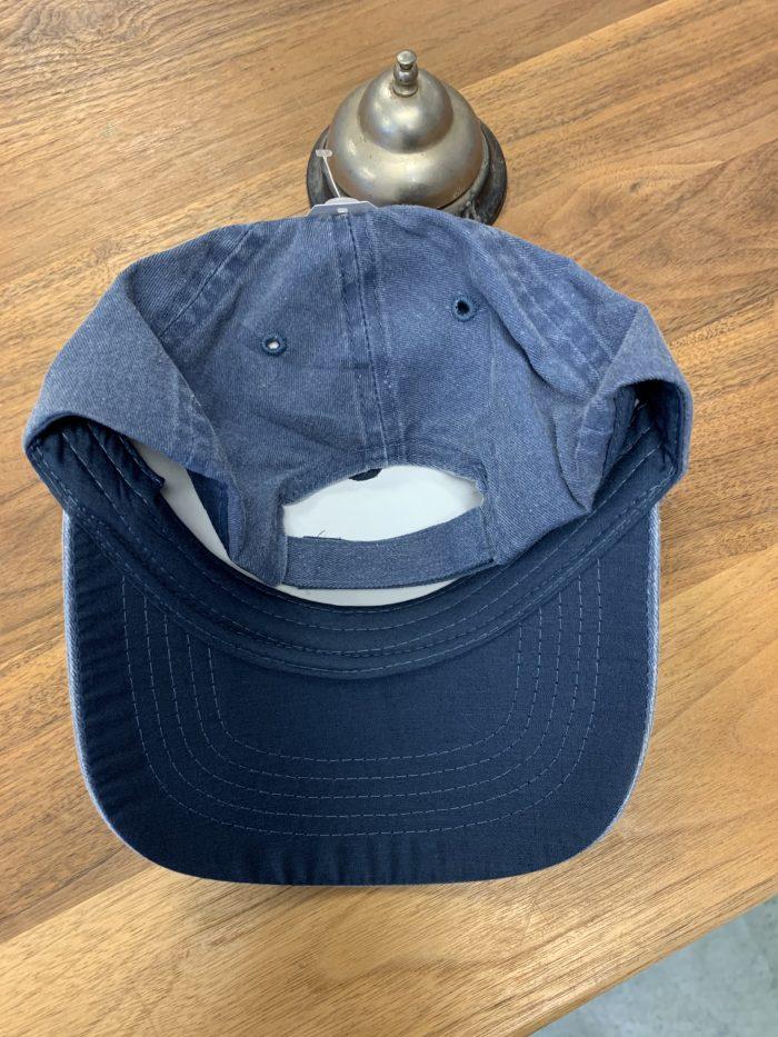 fuzed adjustable hat back