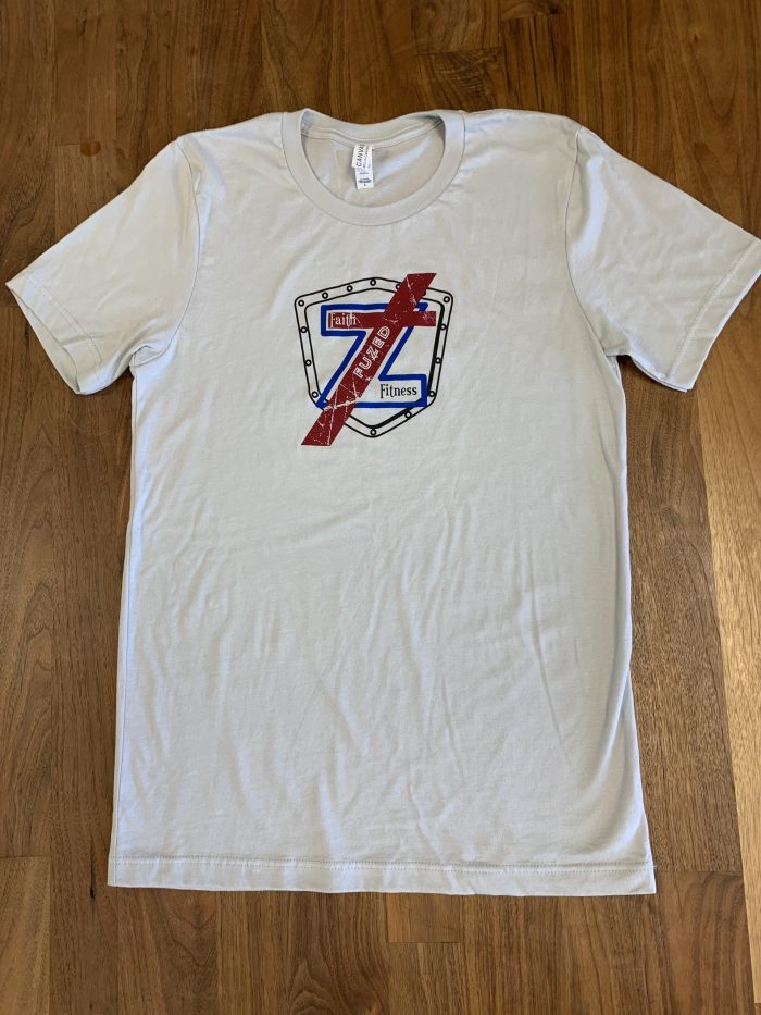 Fuzed shield shirt front