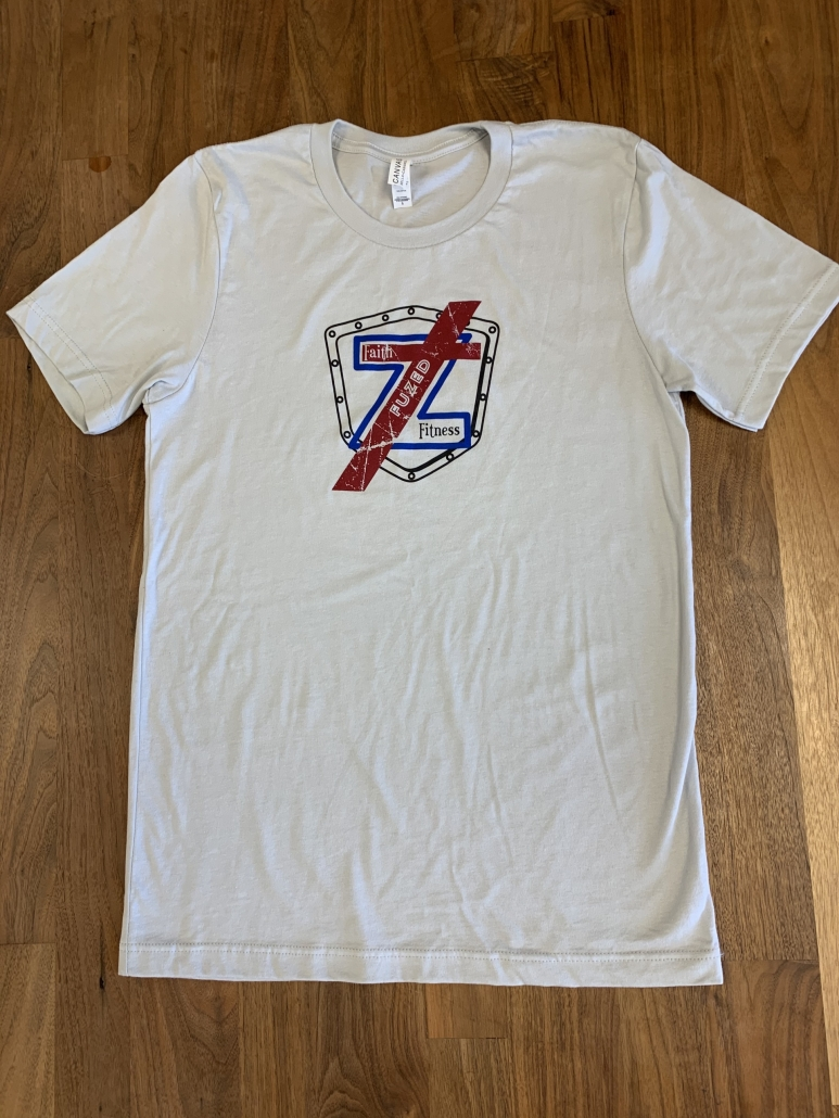 Fuzed shield shirt front