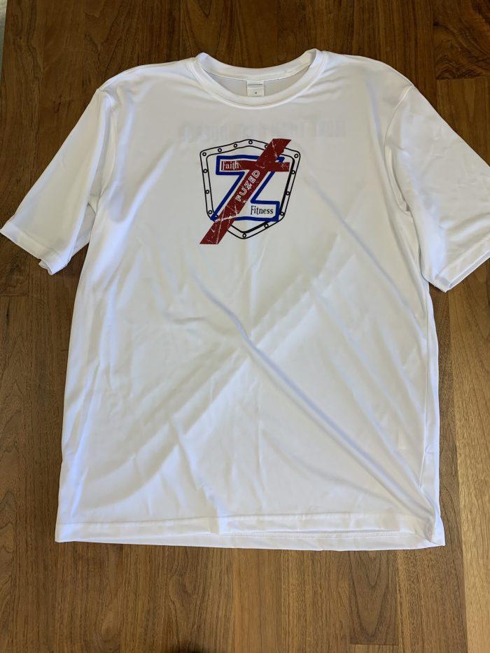 Fuzed shield dryfit shirt