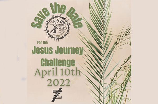 Jesus Journey Challenge